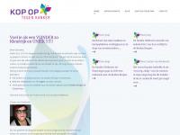 Kopoptegenkanker.nl - home kop op tegen kanker - Kopop tegen kanker