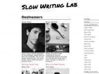 slowwritinglab.nl