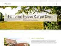 Groepswonen voor senioren - Seniorenhoeve carpediem