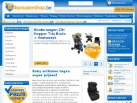 Babysupershop.be is de online babysuperstore