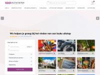 1001activiteiten.be - Voor elke gelegenheid een activiteit in België!