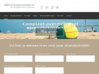 1001strandactiviteiten.nl
