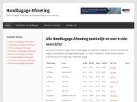 handbagage-afmeting.nl