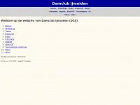 Damclub IJmuiden (DCIJ) - Home