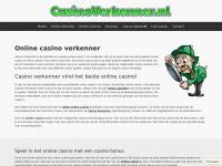 Casinoverkenner.nl - Online casino verkenner
