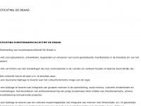 Stichtingdedraad.nl - Stichting de Draad – Platform voor artistieke ontwikkelingen