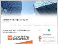 comdomeinregistratie.nl - Mijn zakelijk blog