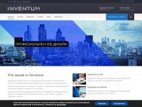 Inventum.bg - Изработване, редизайн и услуги за професионални сайтове - Inventum