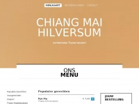 chiangmaihilversum-hilversum.nl
