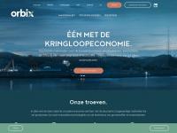 Orbix   Eén met de kringloopeconomie.