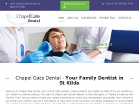 Chapelgatedental.com - Chapel Gate Dental