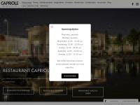 capriolecafe.nl