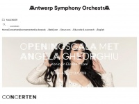 antwerpsymphonyorchestra.be