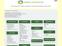 Startuwpagina | Start jouw startpagina