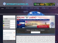 Internet casino's | Nederlandse online casino sites met bonus en free spins