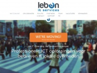 Lebonitservices.be - Lebon IT Services NV