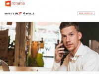Rotama.nl - Home | Rotama : IT Consultancy