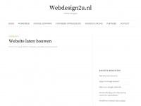 webdesign2u.nl