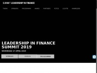 Leadershipinfinancesummit.nl - Leadership in Finance Summit