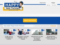Happyvaletparking.nl - Happy Valet Parking Schiphol - Valet Parking Schiphol