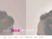 Bellebellabysaskia.nl - by Saskia – Bruidstyling, haar en make up