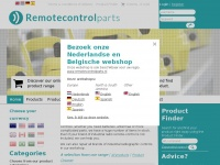 Remotecontrolparts.co.uk - Remotecontrol PartsRemotecontrol Parts