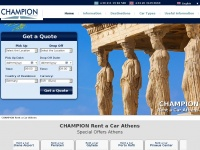 Rent-a-car-in-athens.gr - Champion Autohuur Athene