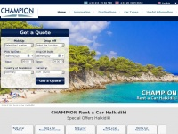 Rent-a-car-in-halkidiki.gr - Champion Autohuur Chalkidiki