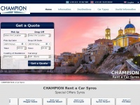 Rent-a-car-in-syros.gr - Champion Autohuur Syros