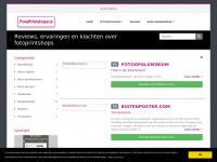 Reviews, ervaringen en klachten over fotoprintshops