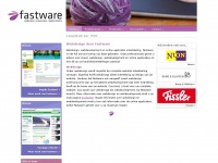 Websites, webshops en webapplicaties | Bergen op Zoom | Fastware