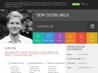 Sem Geerlings - Digital Marketeer - Zwolle