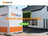 Boobox.nl - BOOBOX opslagruimte - mobiele opslagboxen thuisbezorgd v/a EUR 69,- p/m