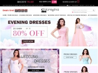 Chicregina.co.uk - Women's Dresses, Shoes & Weddings Apparel UK Online