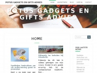 Home - Potus gadgets en Gifts advies