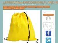 lerenvana4middendelfland.nl - Online cadeaushop