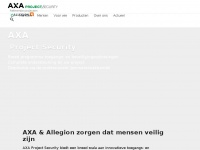 axaprojectsecurity.com