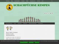 Schachfuechse.de - Schachfüchse Kempen