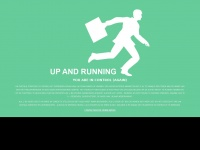 Up-and-running.be