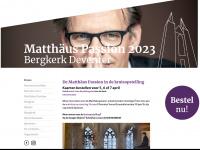 matthauspassiondeventer.nl