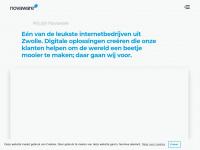 Werkenbijnovaware.nl - Novaware   Websites   Webapplicaties   Umbraco   .NET * Novaware