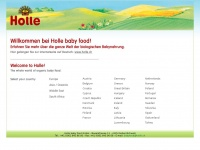 Holle.info - Holle baby food