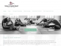 Yoga-studio-rust.nl