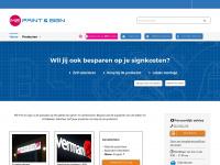 Meprint.nl - lichtbakken online bestellen