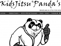 Kidsjitsupandas.nl - Home - KidsJitsu®Panda's