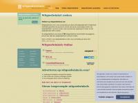 Witgoedwinkel zoeken - witgoedwinkels.com