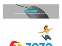 skyproductions.be - by ZOZO.be  - Webdesign webshops SEO - nl