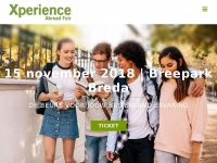 Xperienceabroad.nl - De Buitenland beurs - Xperience Abroad Fair