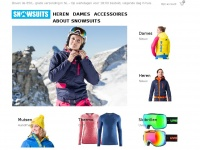 Snowsuits.nl - Snowsuits | Snowsuits one piece skipakken