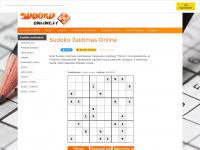 Sudoku Online - Groti SUDOKU!   SudokuOnline.lt